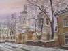 Церковь Николы в Звонарях. 2006г. 45Х65