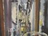 Кафе в Амбуазе. 1991г. 61Х41