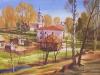 Город Мышкин. 1994г. 51Х69