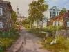 Ростовская улочка. 2012г. 45Х60
