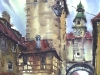 Роттенбург. 1992г. 64Х42