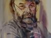 Автопортрет. 2004г. 60Х45