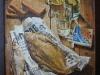 Ностальгический натюрморт. 2009г. Х.м. 60Х40