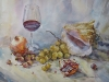 Натюрморт с раковиной. 2011г. 45Х60