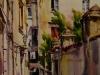 Улочка в Амальфи. 1994г. 64Х44