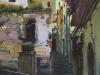 Местечко Минута в Италии. 2001г. 64Х44
