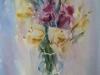 Тюльпаны 1. 2010г. 65Х42