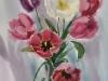 Тюльпаны. 2004г. 65Х45