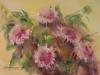 Хризантемы. 1997г. 45Х65
