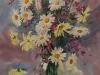 Полевые цветы. 2004г. 65Х42